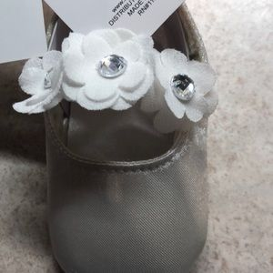 Rising Star Shoes - Rising Star baby girl slippers/dress shoes